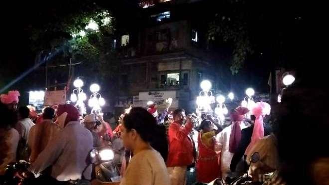 بھارت ، بینڈ باجے  سے تنگ ،رات 7بجے کے بعد بارات پر پابندی عائد ، خلاف ..