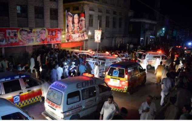پشاور دھماکے کے بعد کوئٹہ میں بھی سیکیورٹی خدشات بڑھ گئے