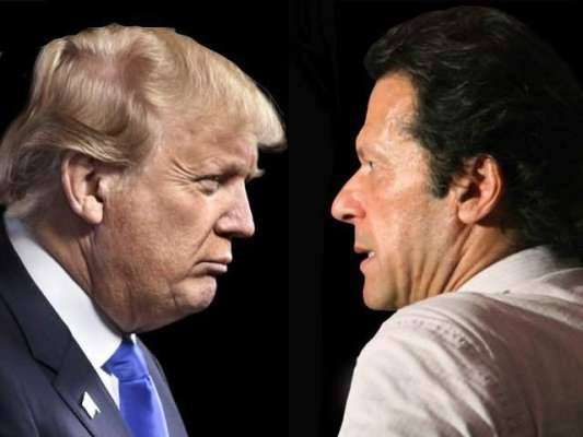 وزیراعظم عمران خان کے ڈونلڈ ٹرمپ کو دو ٹوک جواب کے چرچے