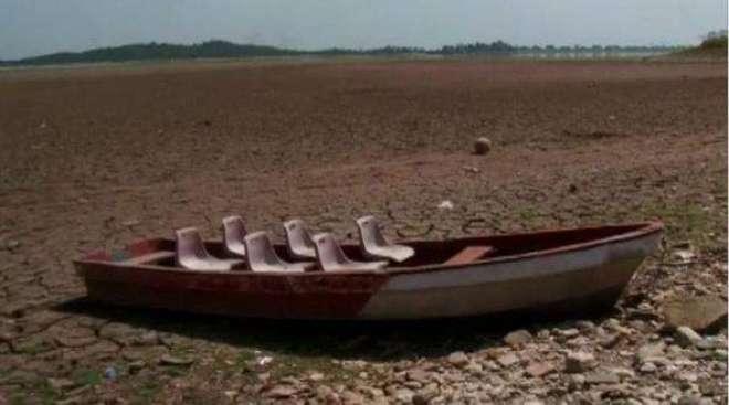 پانی کا بحران شدت اختیارکرگیا،حب ڈیم میں پانی کا ذخیرہ ختم