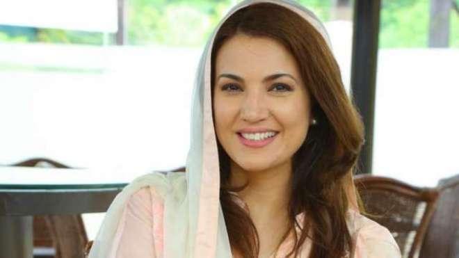 ریحام خان نے میڈیا سے شکوہ کر دیا