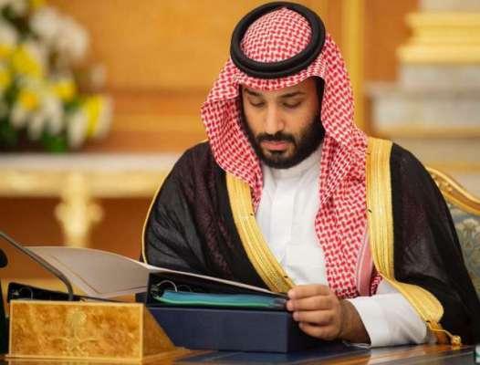 خطرے سے نمٹنے میں ہچکچاہٹ کا مظاہرہ نہیں کریں گے، سعودی ولی عہد