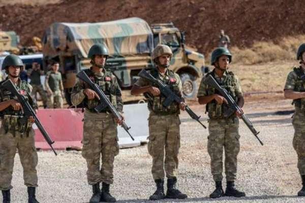 کالعدم کردورکرز پارٹی کے جنگجوؤں سے جھڑپ میں تین ترک فوجی ہلاک