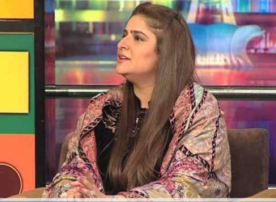 پی ٹی آئی کی سارہ احمد وزیراعلیٰ پنجاب شہباز شریف کے مقابلے میں الیکشن ..