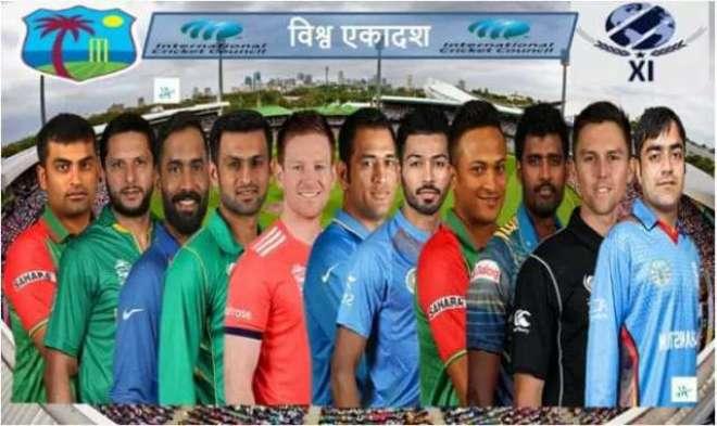 پاک، بھارت کرکٹرز لارڈز میں ایک ساتھ کھیلیں گے