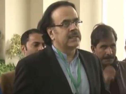 ڈاکٹر شاہد مسعود کے خلاف احکامات دینے والا کون ہے؟
