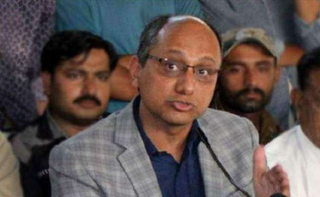 کے الیکٹرک کراچی والوں کے ساتھ زیادتی کررہی ہے،سعید غنی
