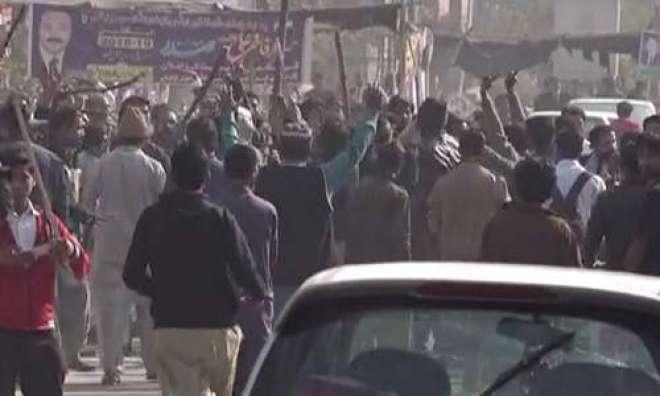 قصور میں جلاؤ گھیراؤ سے متعلق ابتدائی رپورٹ وزیر اعلیٰ پنجاب کو پیش