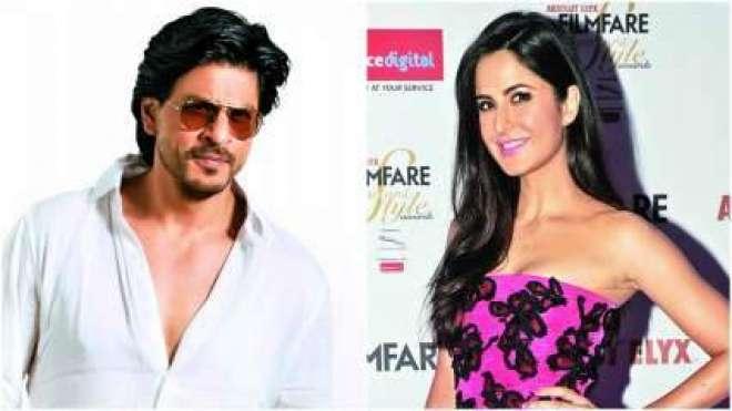 شاہ رخ خان اور کترینہ کیف فلم ''زیرو'' کے گانے پر ڈانس کریں گے