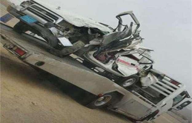 سعودی عرب ، ٹریفک حادثے میں طالب علم جان سے ہاتھ دھوبیٹھا