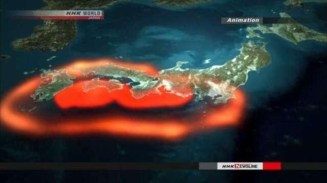 بڑے زلزلوں سے وسیع اقتصادی نقصانات ہو سکتے ہیں، جاپانی ماہرین