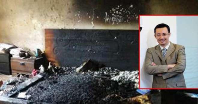 ملائیشین وزارت خزانہ کا افسر موبائل فون کی بیٹری پھٹنے سے جاں بحق