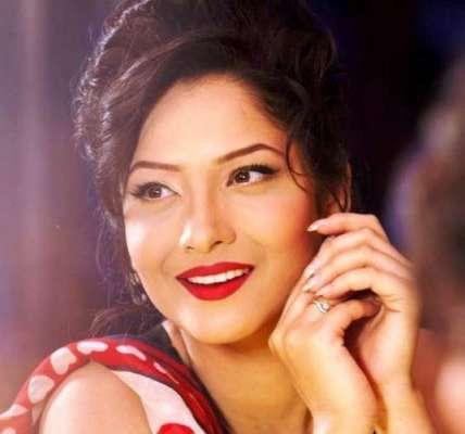 انکیتا لوکھنڈے نے بالی وڈ فلم انڈسٹری میں قدم رکھ دیا