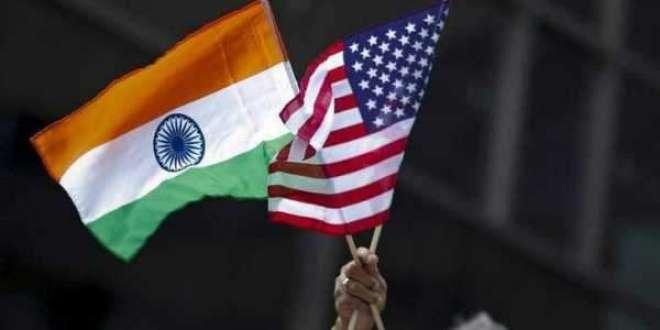 بھارت کی جوابی کارروائی، امریکا سے درآمد کی جانے والی اشیاء پر ڈیوٹی ..