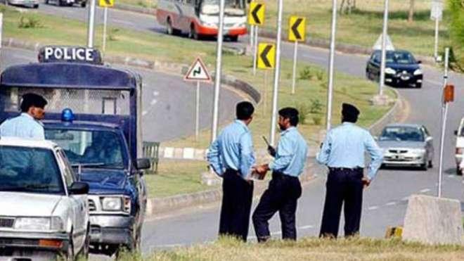 وفاقی پولیس اور سیاسی رہنماؤں کا مبینہ گٹھ جوڑ ، اسلام آباد میں قیمتی ..