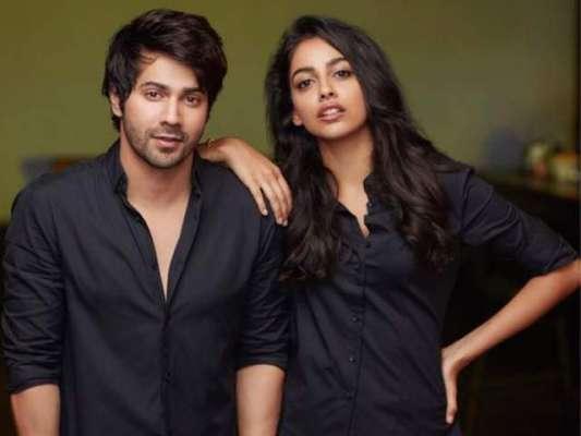 بالی وڈ شخصیات کی اداکار ورون دھون، بانیتا سندھو کو فلم ''اکتوبر '' ..