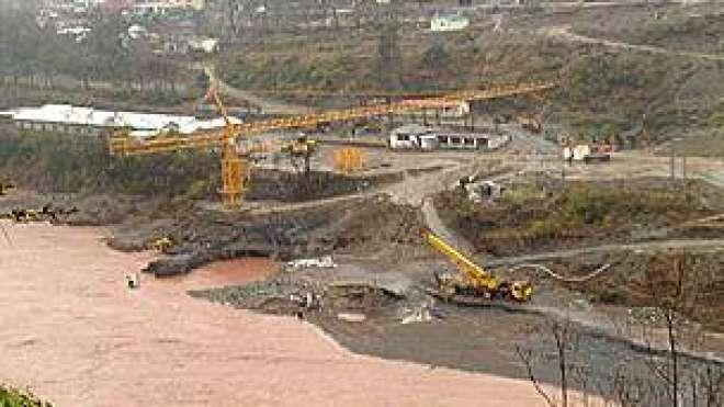 متنازعہ بھارتی کشن گنگا ڈیم کی تعمیر کے خلاف پاکستان کا اعلٰی سطحی ..
