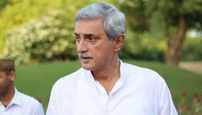 جہانگیر ترین وزیر اعلیٰ کی تبدیلی کی خبروں پر بول اٹھے