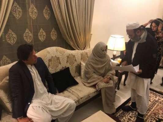 عمران خان کا اس عمر میں شادی کرنا ایسے ہی جیسے اگلے انتخابات میں پاکستان ..