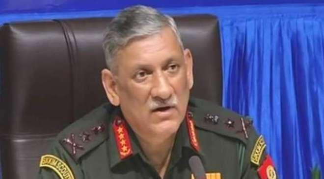 پاکستان کو تکلیف کا احساس دلاتے رہنا ہماری پالیسی ہے ،ْ بھارتی آرمی ..