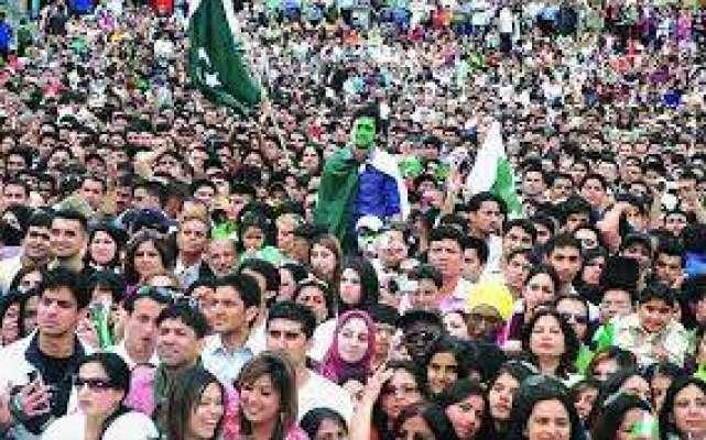نوجوانوں کی آبادی کے لحاظ سے پاکستان دنیا کا سب سے بڑا ملک بن گیا ہے