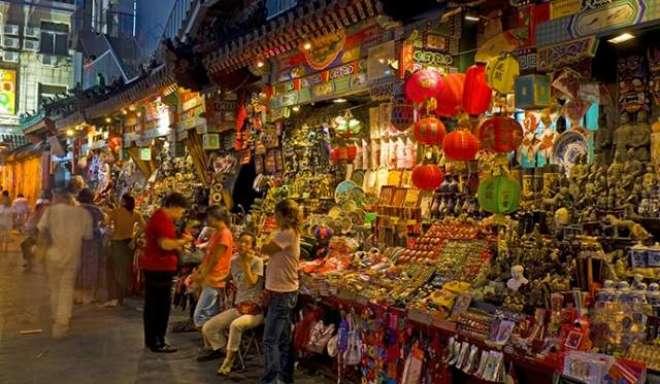 چین کی کنزیومرز مارکیٹ میں غیر ملکی مصنوعات،چشمے، بے بی پراڈکس، کاسمیٹکس،کھانے ..