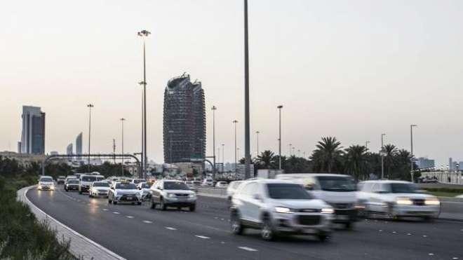 متحدہ عرب امارات ،رمضان المبارک میں ٹریفک حادثات اور جرمانوں میں اضافہ ..