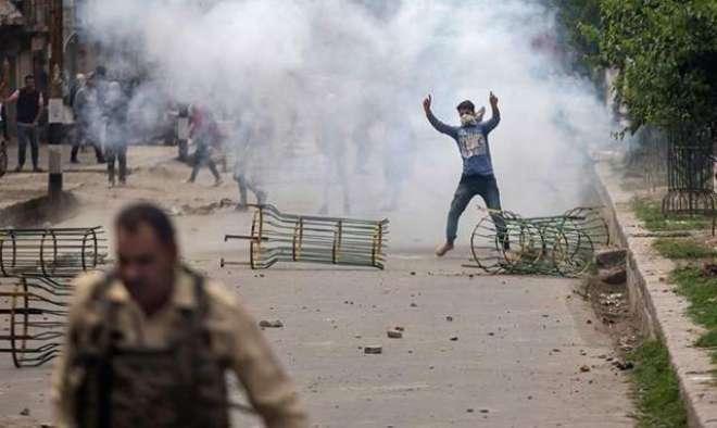 مقبوضہ کشمیر میں بھارتی فوج کی دہشت گردی'پروفیسرسمیت5کشمیری شہید