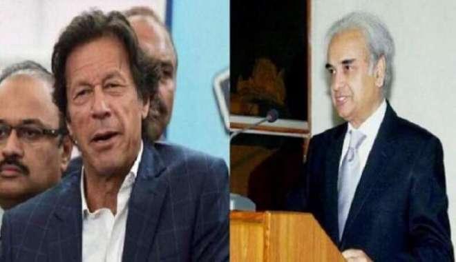 وزیراعظم عمران احمد خان نیازی کے منصب سنبھالنے کے بعد نگران وزیراعظم ..
