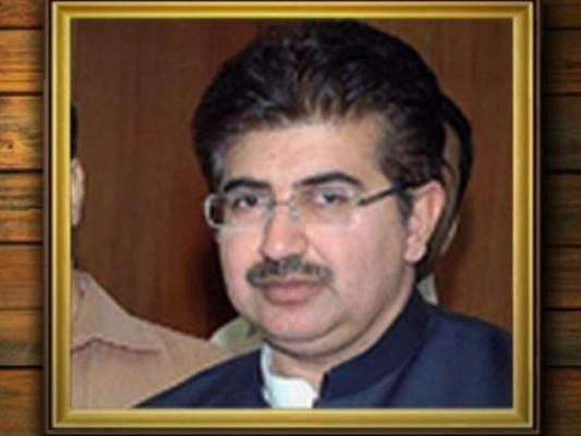 چیئرمین سینیٹ صادق سنجرانی نے جعفر آباد بلوچستان میں پانی کی قلت ،ْ ..