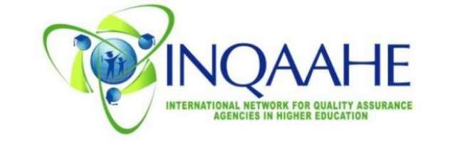 پاکستان پہلی بار انٹرنیشنل نیٹ ورک فار کوالٹی ایشورنس ایجنسی برائے ..