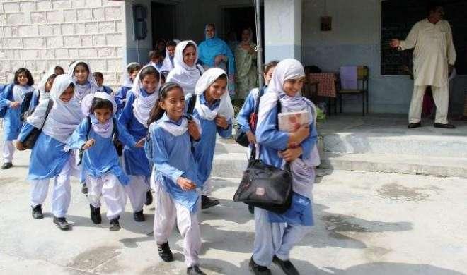 حکومتی اعلان کے باوجود پنجاب بھر کے سرکاری سکولوں میں تعطیلات نہ ہوسکیں