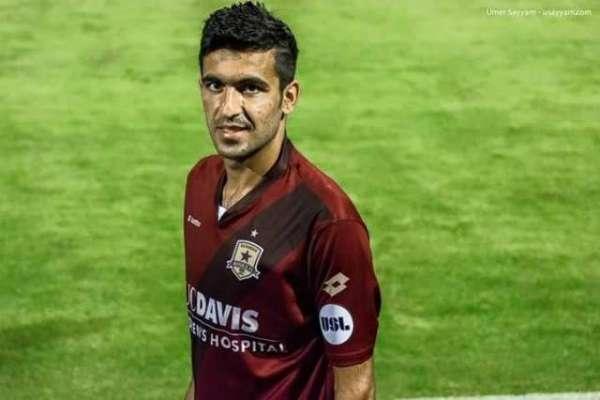 پاکستان کے مہنگے ترین فٹبالر کلیم اللہ نے عراق میں دھوم مچادی