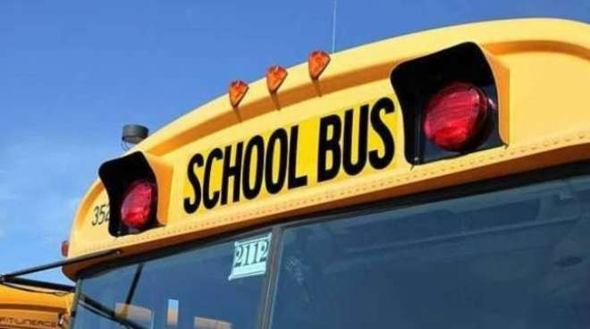 ابوظہبی میں بس اور کار تصادم میں 4 طلباء زخمی