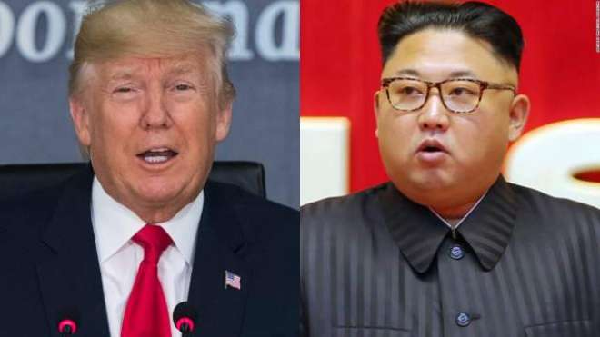 ٹرمپ کاشمالی کوریا کے سربراہ کم سے 12جون کو سنگاپورمیں طے ملاقات منسوخ ..