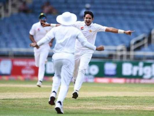 محمد عباس ٹیسٹ کرکٹ میں وقار یونس، آصف اور شبیر کی تیز ترین 50 وکٹوں ..