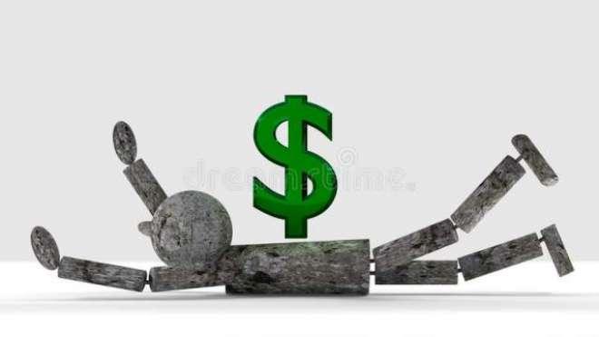 سابقہ حکومت کا ڈالر کو مصنوعی طور پر روکے رکھنے کا اقدام معیشت پر بھاری ..