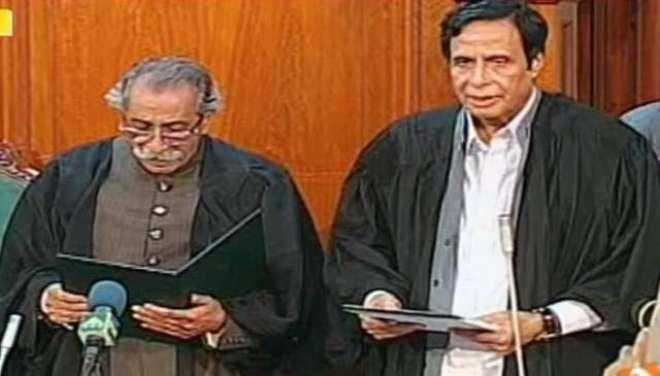 تحریک انصاف نے اسپیکر بنتے ہی چوہدری پرویز الہیٰ سے بڑا مطالبہ کردیا