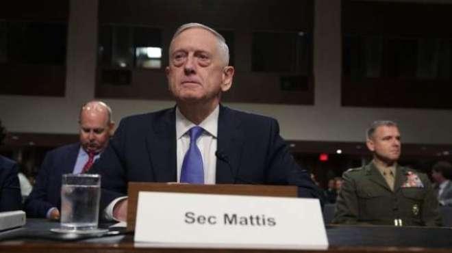 پاکستانی فوج کے آپریشنز مددگار ثابت ہورہے ہیں۔امریکی وزیردفاع