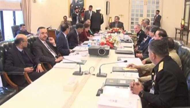 قومی سلامتی کمیٹی نے ممبئی حملوں سے متعلق بیان اور الزامات کو متفقہ ..