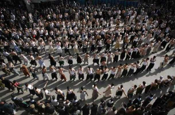 ملک بھر کی طرح کوئٹہ میں بھی یوم عاشور مذہبی عقیدت واحترام سے منایا ..