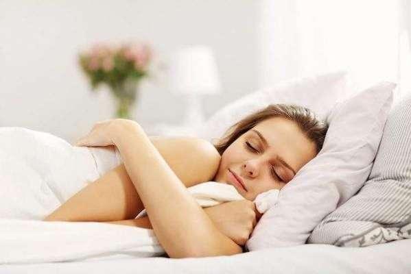 رات کو بہتر نیند کے لیے 6نسخے