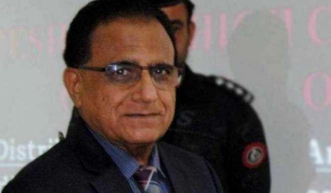 جسٹس (ر) دوست محمد خان نگران وزیراعلیٰ خیبرپختونخوا مقرر