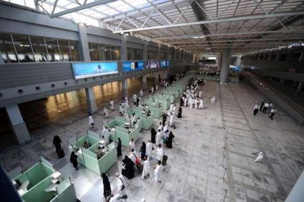 جدہ: فریضہ حج کی ادائیگی کے بعد اب تک ایک لاکھ 63 ہزار پاکستانی وطن واپس ..