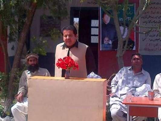 آئندہ انتخابات میں آزاد حیثیت سے الیکشن لڑوں گا، فیصلہ عوام کی مشاورت ..