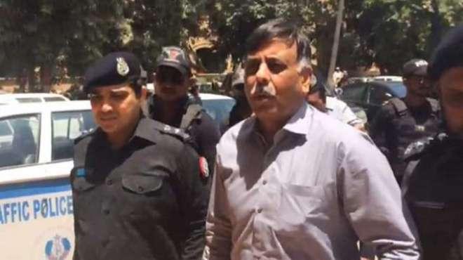 نقیب قتل کیس ،مرکزی ملزم راو انوار کو سب جیل میں رکھنے کا معاملہ