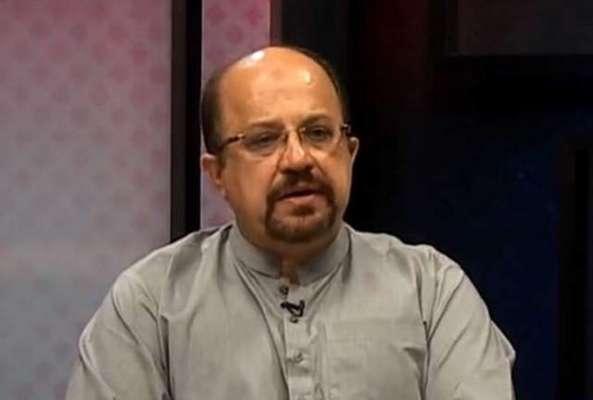 پی ٹی آئی رہنماء فردوس شمیم نقوی نےاستعفیٰ دے دیا