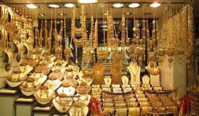 بین الاقوامی گولڈ مارکیٹ میں کمی کے باوجود مقامی صرافہ مارکیٹوں میں ..