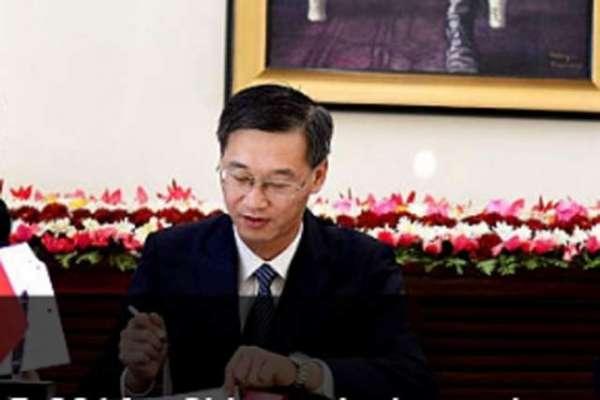 پاک چین جوائنٹ چیمبر آف کامر س اینڈ انڈسٹری کے زیر اہتمام چینی زبان ..