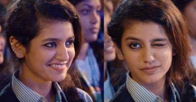 جذبات مجروح کرنے پر مسلم کمیونٹی نے اداکارہ پریا پرکاش کے خلاف ایف ..